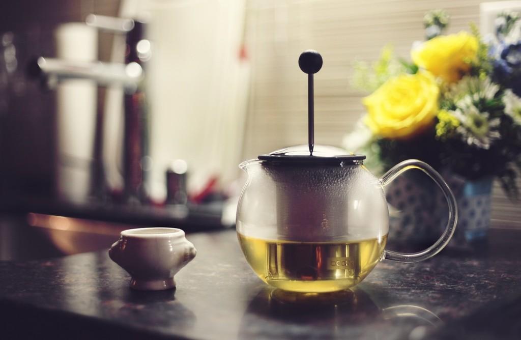Zelený čaj pro zdraví a vitalitu