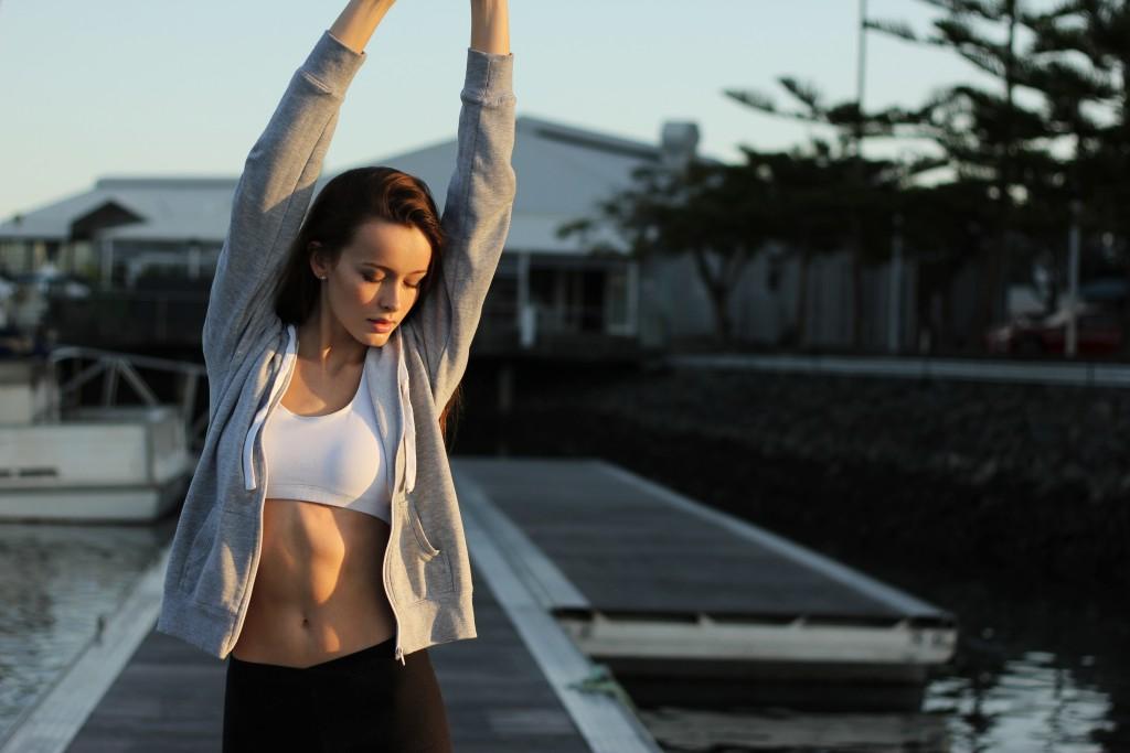 Zdravé protahování a cvičení těla