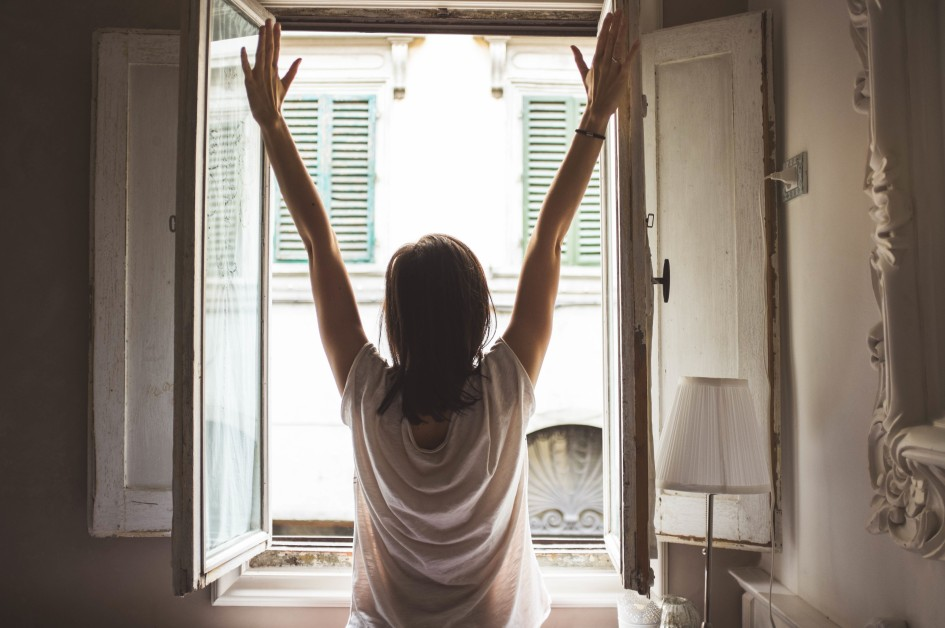 Správné dýchání pro naše zdraví a pohodu