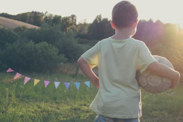 Chlapeček a sport