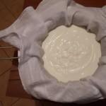 Příprava receptu domácí Lučiny