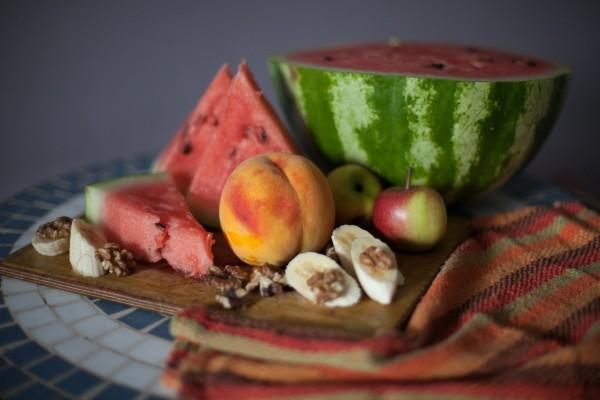 Ovoce, zelenina a potraviny vhodná na jarní únavu